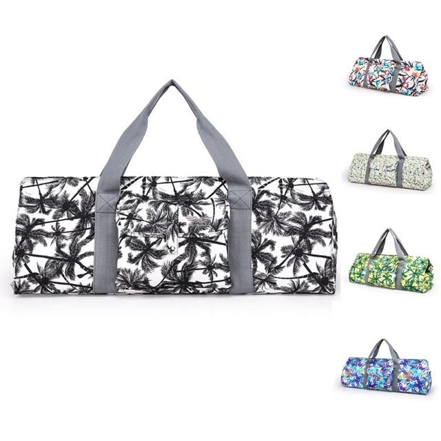"""Yoga Mat Bag Fits Most Коврики Комфортно (26 """"Lx7"""" W) С Большой Емкости Многофункциональный Карманы для хранения Двойной Поток Воздуха Вентиляции"""