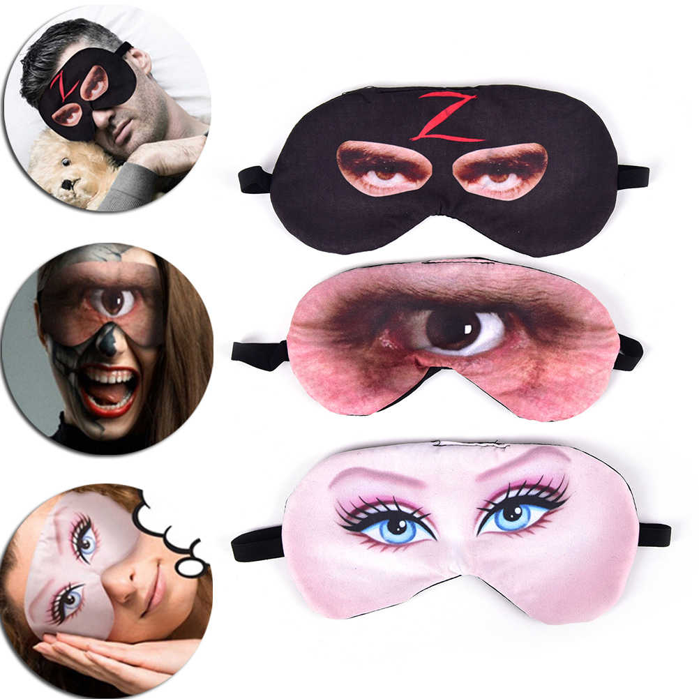ba6d908a29d Detail Feedback Questions about 1pcs Soft 3D Sleep Mask Eyeshade Cover  Shade Eye Patch Women Men Portable Blindfold Travel Eyepatch Natural Sleeping  Eye ...