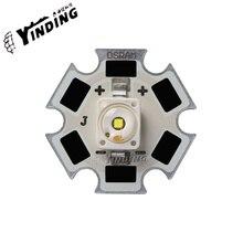 10 шт. OSRAM золотой дракон Высокая мощность светодиодные лампы бисера W5AM 3 Вт красный/зеленый/синий/желтый/теплый/нейтральный/холодный белый вспышка светильник источник
