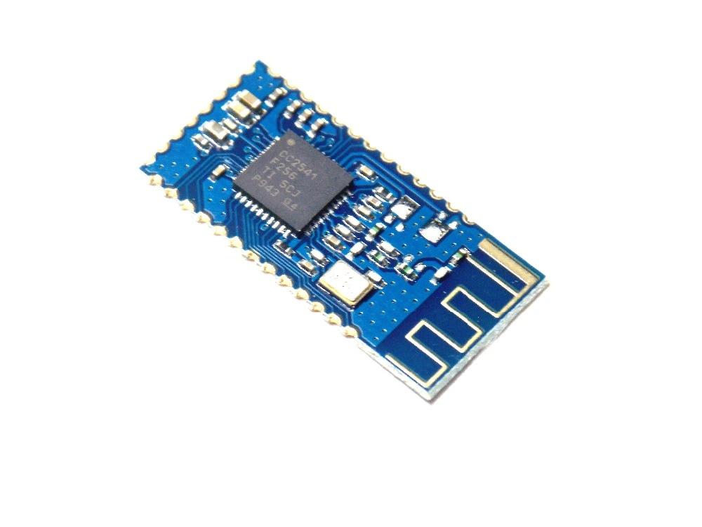 10pcs//lot AT-05 BLE Bluetooth 4.0 Uart Transceiver Module CC2541 Central Switching Compatible HM-10