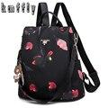 Новый многофункциональный женский рюкзак Oxford <font><b>Multifuction</b></font>, повседневный рюкзак с защитой от кражи для девочек-подростков, школьный рюкзак, рюкза...