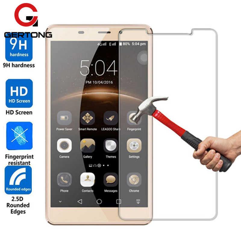 GerTong ochraniacz ekranu szkło hartowane dla Leagoo M8 Pro M5 Plus hartowane folia ochronna dla LEAGOO M5 Plus M8 Pro