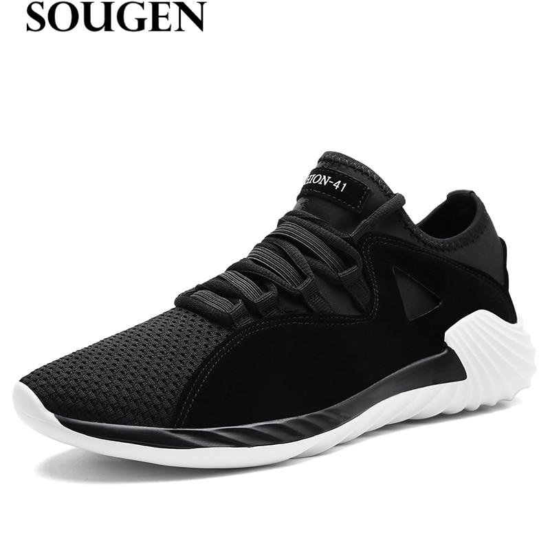 2018 кроссовки для Для мужчин s мужской обуви спортивные мужские кроссовки 9908 из искусственной кожи кроссовки мужские теннисные спортивной о... ...