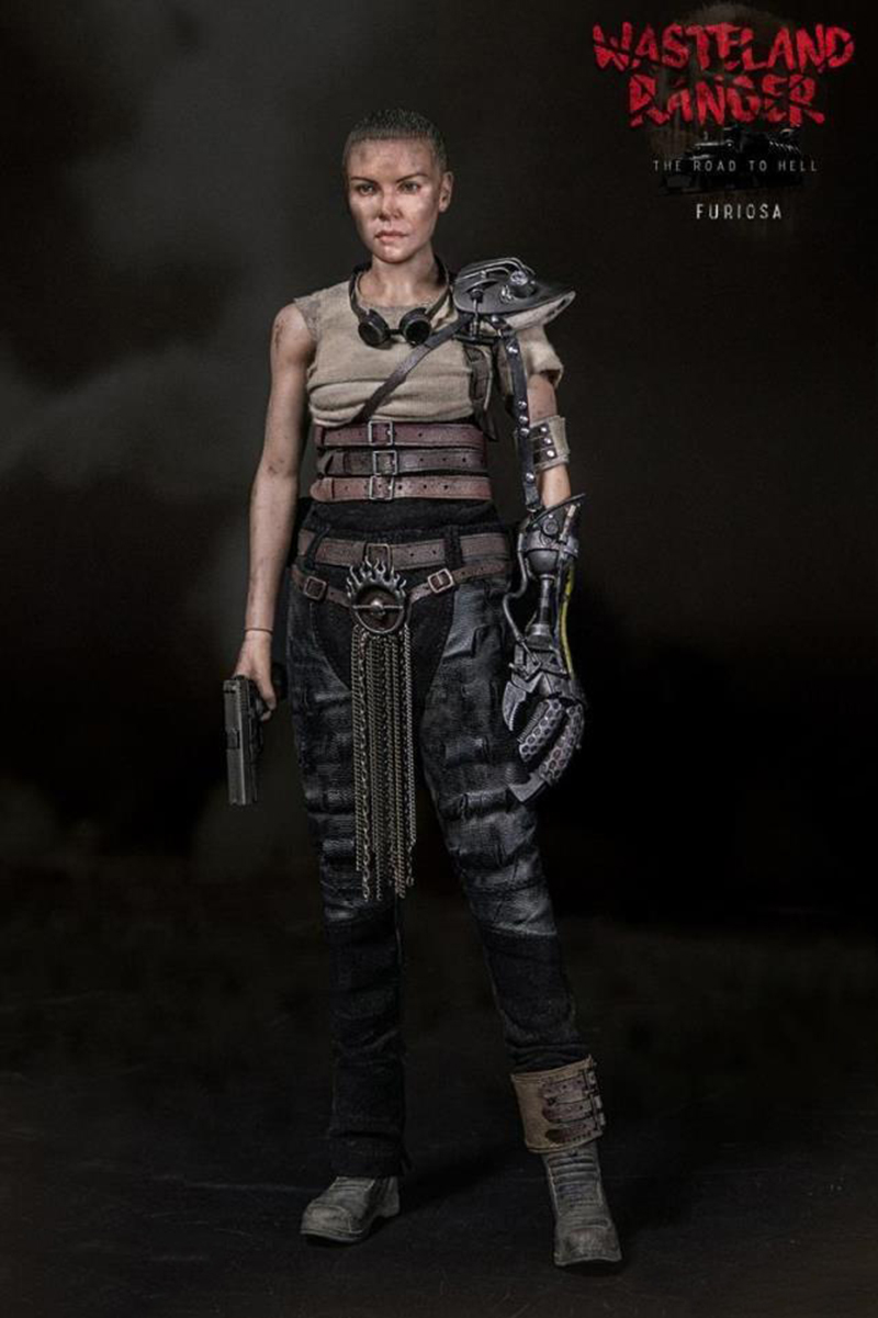 Full set figure model 1/6 Scale VM-020 WASTELAND RANGER Furiosa Collection Action Figure CollectionsFull set figure model 1/6 Scale VM-020 WASTELAND RANGER Furiosa Collection Action Figure Collections