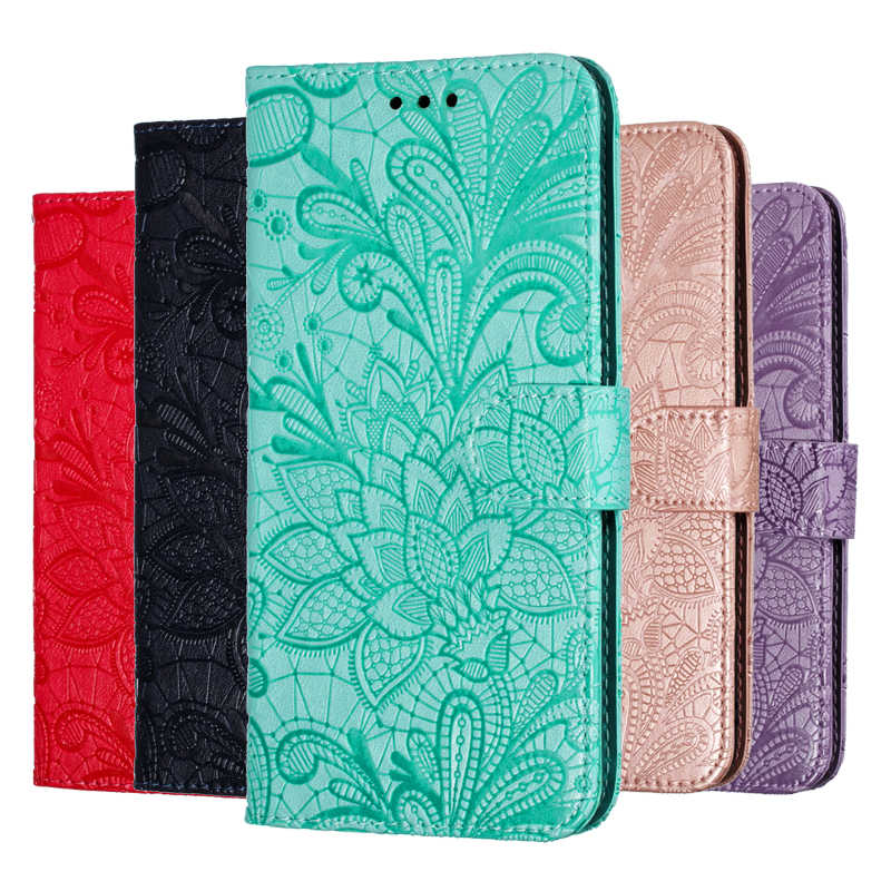 PU Leather Flip Phone Case For Xiaomi Redmi Note K20 7 6A 6 Pro GO MI 9 9s 6X A2 8 Lite Case Smartphone Wallet Cover Coque