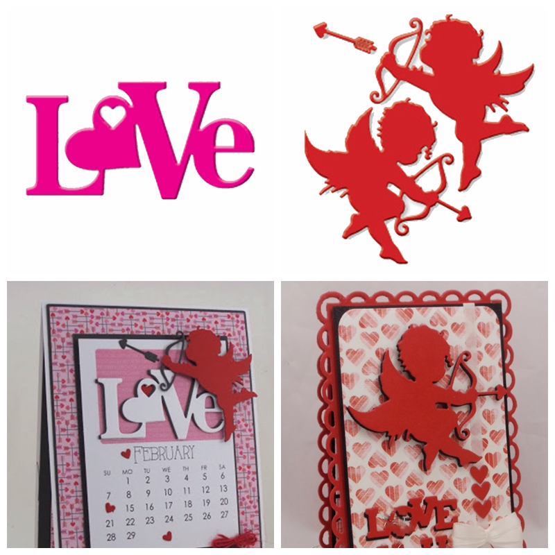 YOU ARE SO LOVED Metal Cutting Dies And Stamps New 2019 Die Cuts Craft Embossing