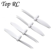 4PCS White Extra Spare Propeller Prop CW + CCW for JJRC H8 Mini RC Quadcopter