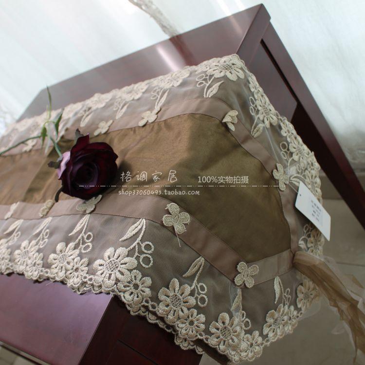 Comptoirs de drapeau de table coréenne produits de qualité paquets volants papillon
