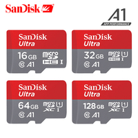 100 SanDisk Micro SD Card Class10 TF Card SDXC 16GB 32GB 64GB 128GB 200GB 256GB 400GB