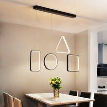 LICAN подвесной светильник, современный светодиодный подвесной светильник для кровати, столовой, кухни, подвесной светильник, лампа 110 В 220 В