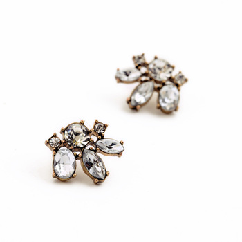 Bulk Price Small Size Last Snow Glistening Earrings Sets Affordable Accessory image