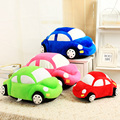 Good Quality Large Cute Plush Toy Car Pillow Cushion Soft Stuffed Car Doll Beetle Car Kids Baby Toys Birthday Gift for Children