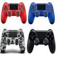 Para ps4 sem fio bluetooth gamepad dupla vibração 6 axies controlador sem fio para playstation 4 joysticks gamepads bluetooth novo