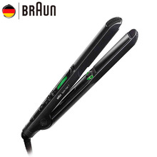Cheapest prices Braun Hair Straightener ST730 Hair Curler & Straightener Hair Protector Styling Tools With Fast Warm-up Thermal Performance