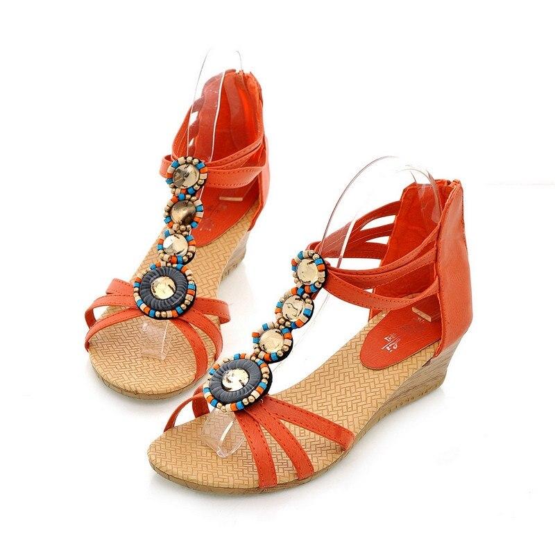 Popular Blue Wedge Heels-Buy Cheap Blue Wedge Heels lots from ...