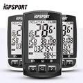 IGPSPORT GPS велосипедный велосипед спортивный Компьютер Водонепроницаемый IPX7 ANT + беспроводной Спидометр велосипедный цифровой секундомер акс...