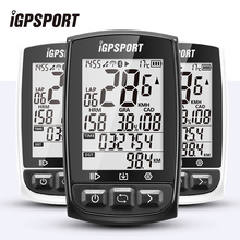IGPSPORT GPS Cycling Bike Bicycle Sport Computer Waterproof IPX7 ANT+ Wireless Speedometer Bicycle Digital Stopwatch Accessories цена