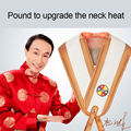 c20 Shoulder neck cervical vertebra massager  beating massage shawl neck shoulder waist shoulder neck and knocked on the musi