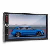 Car Radio Touch Screen 7 Inch 2 Din Car MP5 MP4 Player Bluetooth 7 Inch Car