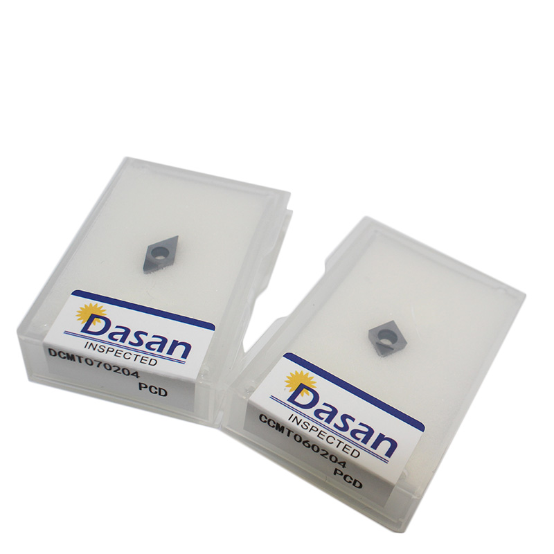 CCMT09T304 CCMT060204 CCMT120408 PCD CBN Turning Inserts CNC Diamond Lathe Cutter Thread Blade Tool