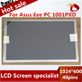 """Бесплатная доставка 100% Работает в Исходном 10.1 """"ЖК-Экран Для Asus Eee PC 1001PXD Netbook WSVGA LED Дисплей-тестирования перед пересылкой"""