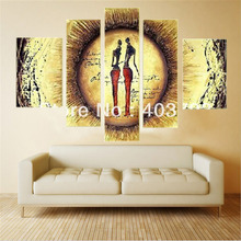 High quality  MODERN ABSTRACT HUGE WALL ART OIL PAINTING ON CANVAs loer apartment FREE SHIPPING