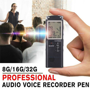 64G Voice Activated Mini Digit