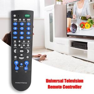 Image 4 - 高品質1個テレビリモコンポータブルスーパーバージョンコントローラーセットled液晶ワイヤレステレビ制御リモートユニバーサル