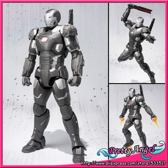 PrettyAngel- Genuine Bandai Tamashii Nations S.H.Figuarts Exclusive Captain America: Civil War Machine Mark 3/ MK3 Action Figure victorian america and the civil war
