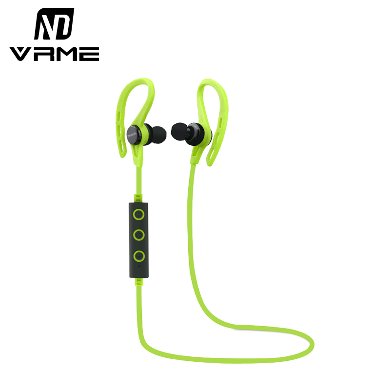 Vrme Sport Earphone Running Headset Bluetooth Headphones Mobile Phone Wireless Earphones Earbuds with Microphone for iPhone 7 6s replacement new touch screen digitizer glass for samsung galaxy tab 2 p5100 p5110 n8000 10 1 inch black white free shipping