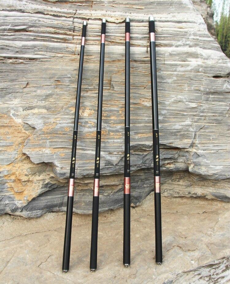 Fishing rod 4.5/5.4 m ultra light ultra hard 28 adjusting rod 7.2 meters stream pole short Crucian Carp Rod japan imported sichuan carbon fishing rod 3 6 4 5 5 4 6 3 meters ultra light ultra hard 28 rod
