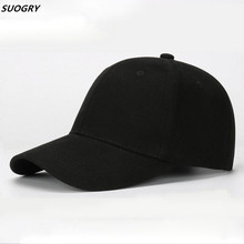 2017 New Arrival 6 Colors High Quality Sport Simple Casual Leisure Solid Color Adjustable Baseball Hat Cap For Woman & Man