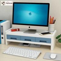 NEW Computer shelf and drawer organizer Suitable for the office adjustable drawer organizer Organize the desktop drawer divider