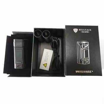 Original Wismec Reuleaux RX200S TC 200W MOD vs Reuleaux RX2 20700 Box MOD Power By 18650 Battery