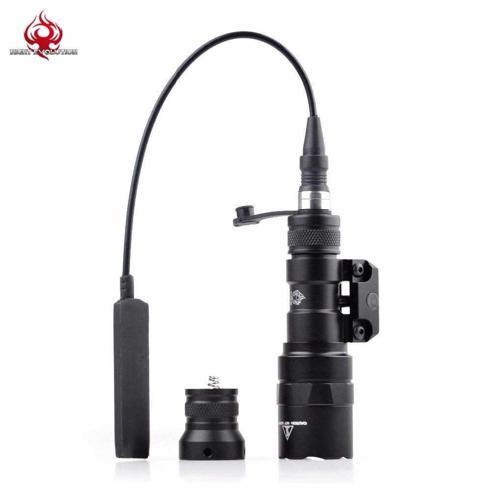 Night-Evolution M300B Mini Scout Light Spotlight Hunting NE04024 social evolution