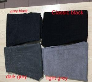 Image 4 - Pantalones de cuero de gamuza para mujer, pantalón ajustado, elástico, de cintura alta, estilo retro, Otoño Invierno, 2019