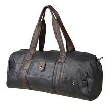 2017 hohe Qualität Pu-leder Reisetaschen Zylinder Männer Duffle tasche Gepäck Wasserdicht Handtaschen für Männer bolsa de couro Tasche L483