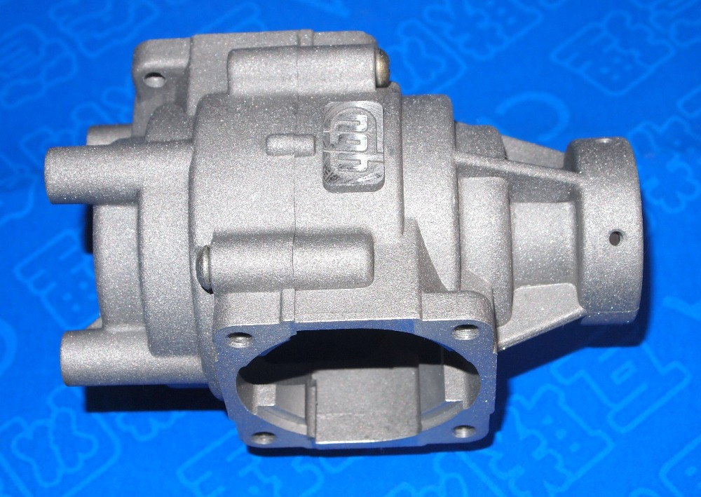 Genuine NGH engine parts Front Crankcase with Rear Crankcase Combo for NGH GTT70 Gasoline Engine for