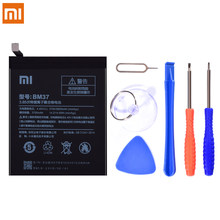 BM37 BM36 BM35 BM22 BN20 For Xiaomi Mi 5 4C 5C 5S Plus Mi4C Mi5S Mi5 Replacement Mobile Phone Battery Lithium Polymer Batteries(China)