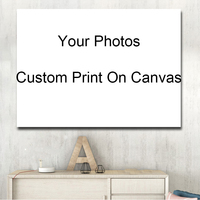 HD Print Pictures Custom Your Photos Spray Printing Home Decorative Picture Prints And Posters For Living