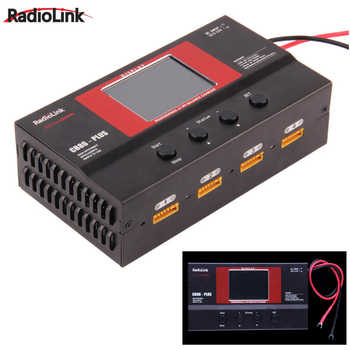 1pcs Radiolink Balance Charger CB86 Plus for 8pcs 2-6S Lipo Battery at one time Professional For RC Lipo Battery - DISCOUNT ITEM  8% OFF All Category