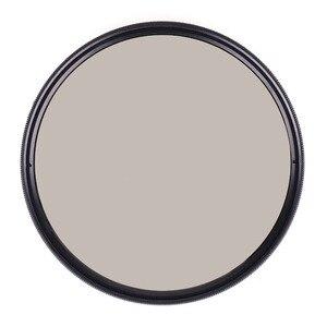 Image 2 - Filtr kamery filtr polaryzacyjny 49mm/52mm/55mm/ 58/62/ 67/72/ 77/ 82mm CPL filtr do aparatów Canon Nikon obiektyw lustrzanki cyfrowej