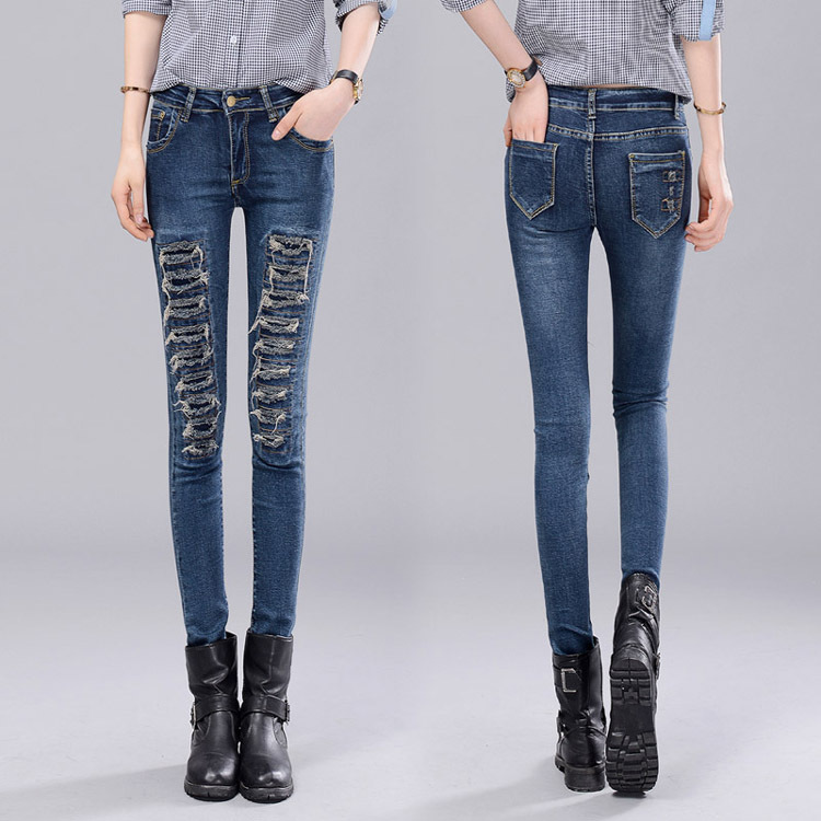 Popular Embellished Jeans-Buy Cheap Embellished Jeans lots from ...