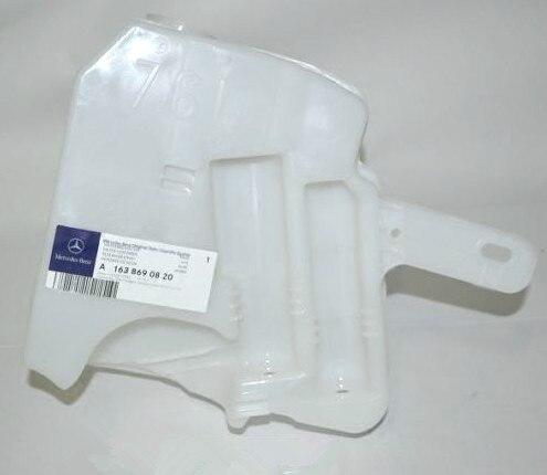 Windshield Washer Fluid Reservoir Bottle container tank for Mercedes w163 ML 1638690820  Windshield Washer Fluid Reservoir Bottle container tank for Mercedes w163 ML 1638690820