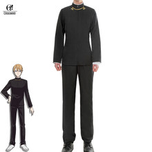 ROLECOS Kaguya-sama: Liefde is Oorlog Cosplay Kostuum Miyuki Shirogane Cosplay Anime Kostuum Mannen School Uniform Halloween Kostuum(China)