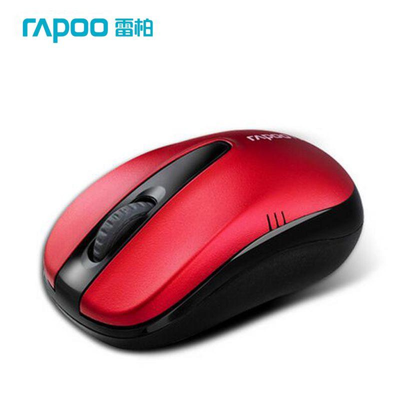 Prix pour Rapoo 1070 P/1075 P 5G USB Récepteur Slim Mini Souris Optique Sans Fil Souris pour Ordinateur Portable PC