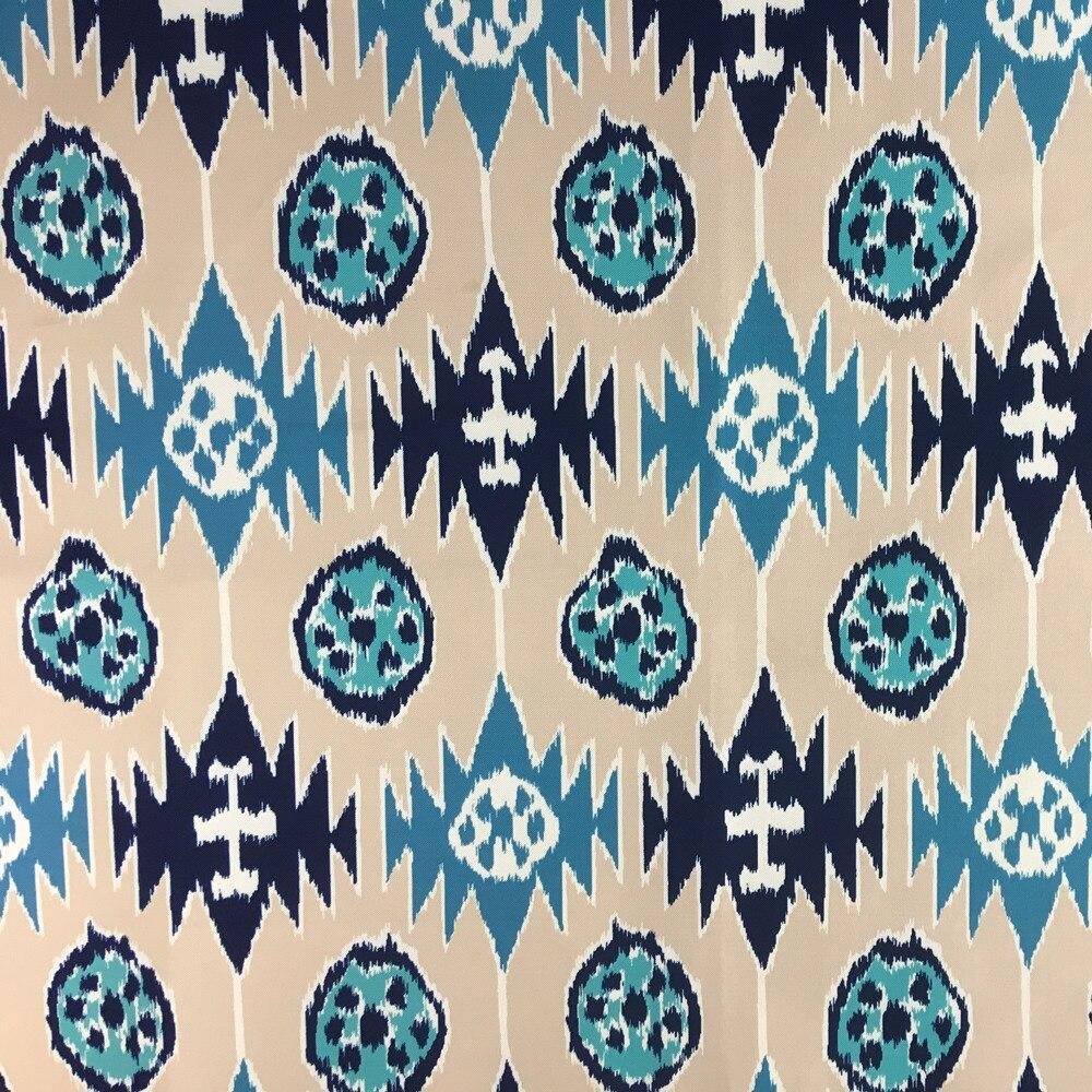 Designer cloth sofa drip sofa hotel lobby sofa china mainland - Traditional Design Digital Print Fabric Woven Upholstery Sofa Armchair Decorative Cloth 140cm Width Sell By Meter