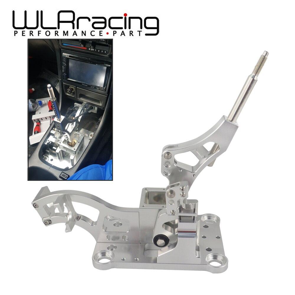Pour Acura RSX/K série moteur EG EK DC2 EF boîte de manette de vitesse de billette/véritable pommeau de levier de vitesse en Fiber de carbone sphérique manuel