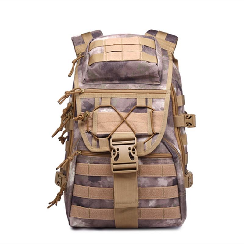 Sac à dos militaire de Camouflage militaire en plein air Sports randonnée Camping sacs 20-35L sac tactique chasse Tacticas Machila dos Packs