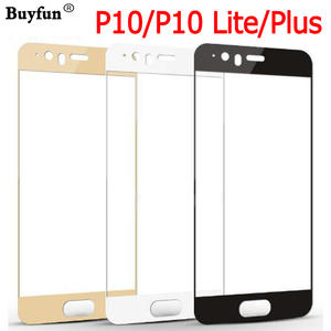 Light Screen-Protector Protective-Film P10lite-Cover Tempered-Glass Huawei P10 P10-Plus